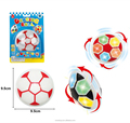 YX2805118 Toy football game set electrical toys air hover dancing ball with light