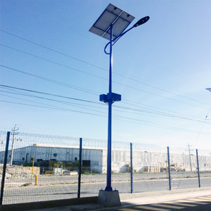 60W 8M pole sale outdoor led solar street light