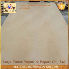 China Wholesale High Quality Slotted Construction Plywood