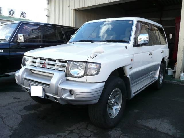 MITSUBISHI PAJERO WIDE SUPER EXCEED View Mitsubishi Pajero Product Details From SHINEI INTERNATIONAL INC On Alibaba