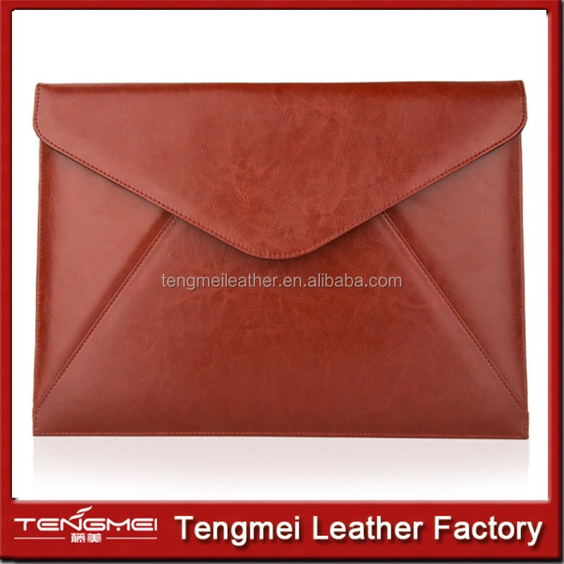 Envelope Leather 13-13.3 Inch Laptop bag,For Macbook Air Bag,For Macbook air Sleeve Case