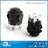 Safety approval momentary 22 mm push button micro switch