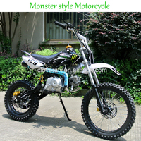 Manual type Off road Pit Bike 110cc Dirt Bike Motor Bike for Adults