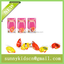 Cute wind up fish wind up toy cheap toy