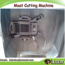 diced meat cutting machine frozen chicken pork beef vegetable cooked cube forming machine