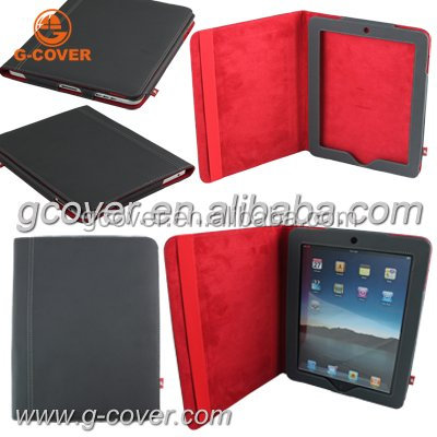 2017 case for leather ipad 2,for ipad2 case with leater case