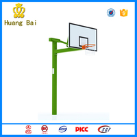 hot sale outdoor fitness quipment underground basketball stand