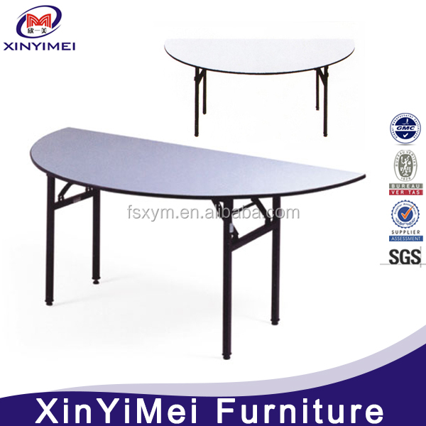 Half Moon Shaped Plastic Folding Table On Sale Buy Plastic Folding Table Ha