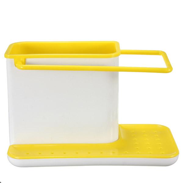 Get Quotations · Top Quality Plastic Organizer Cabinet Kitchen Sink Caddy Storage Space Saver Drain multifunctional Kitchen Sponge Drying  sc 1 st  Alibaba & Cheap Plastic Bin Storage Racks find Plastic Bin Storage Racks ...