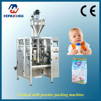Fully automatic packing machine for Wyeth milk powder