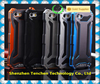 Gundam II Metal case for Iphone5/6/6plus, Full Body Protect Housing Aluminum Shockproof Droproof Dustproof Case