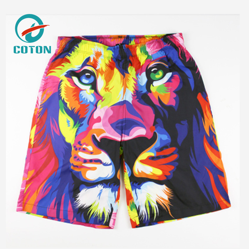 custom board shorts men long surf shorts awesome swim trunks