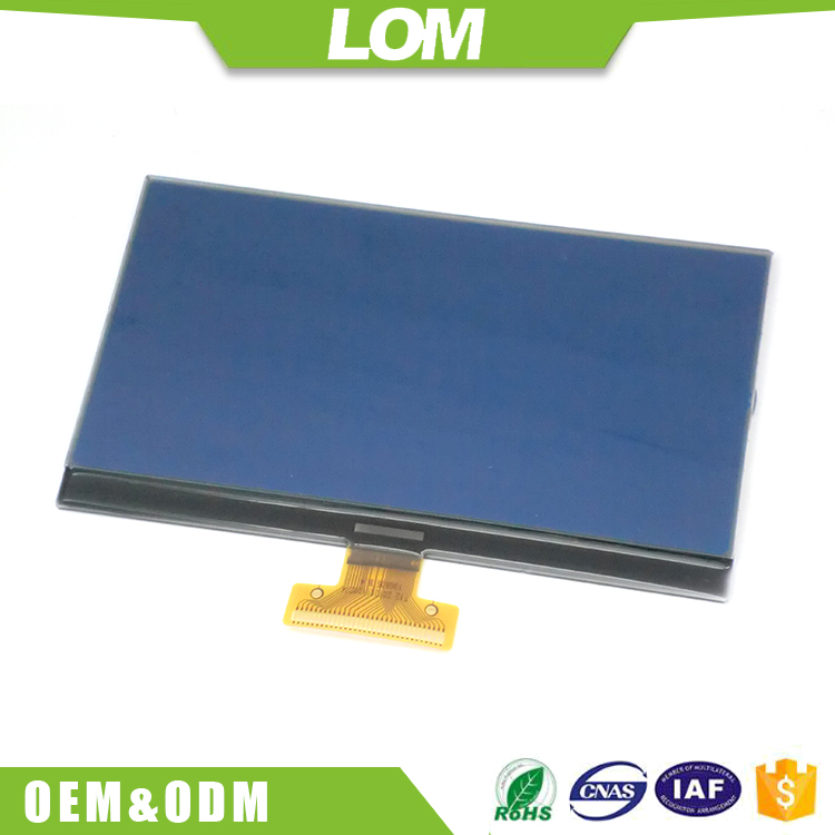 Factory Manufacture Various 240 * 128 of various size LCD used in a variety of instruments