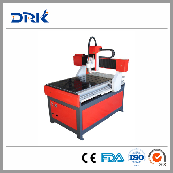 Derek 600*900mm small 3d cnc wood milling machine/Mini cnc wood router with an agent price
