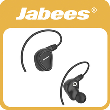 2017 sports and outdoors headset Jabees sweatproof sports wireless bluetooth earbuds for smartphones