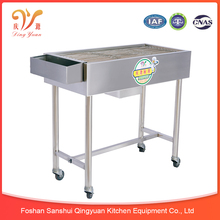Factory price stainless steel charcoal barbecue grill bbq grills