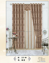 cafe supplies high fashion fabrics window curtains design