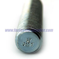 A193 GR.B7 Black Full Thread Rods Manufacturer