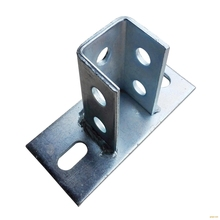 Chinese Customized Any Shaped of Solar PV Mounting Brackets /Solar Photovoltaic Accessories
