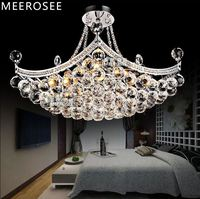 Wholesale Factory Price New Crystal Chandelier Lighting Fixture Crystal Lusters Fast Shipping