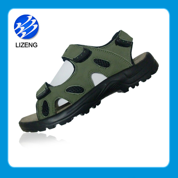 China platform beach sandals fashion footwear mens eva sandals with high quality