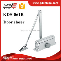 high efficiency square automatic aluminum door closer