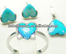 HOT SALE turquoise wedding jewelry sets
