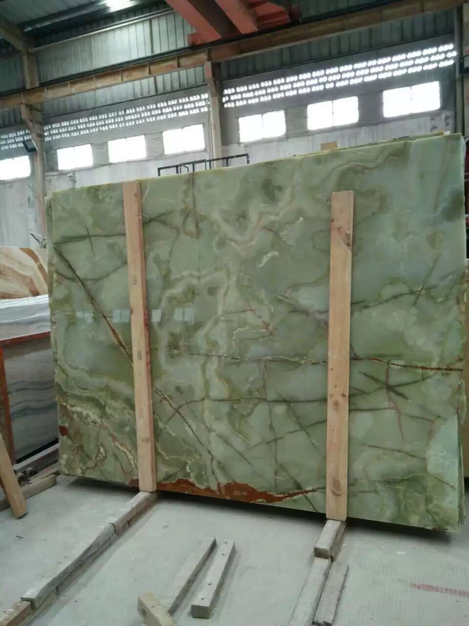 Precios de marmol verde onix oscuro ba o piso de baldosas - Precio baldosas bano ...