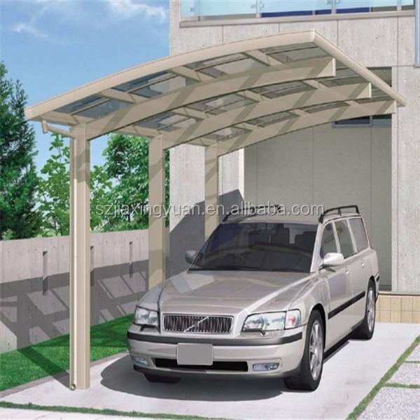 List manufacturers of cantilever carport buy cantilever for Carport aluminium glas