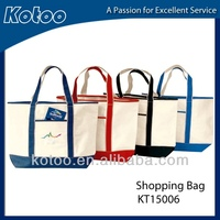 New design Canvas Shopping bag or Canvas Tote bag and Canvas bag