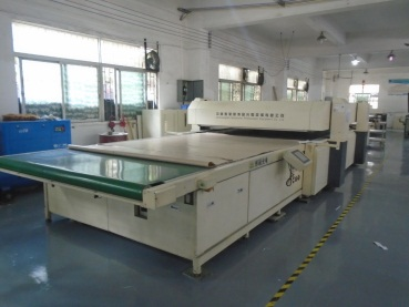 Automatic Solar ModuleLaminating