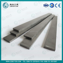 Carbide strip blanks for ceramic tile mould cavity liners