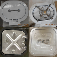 Marine Aluminum Embedded Type Watertight Hatch