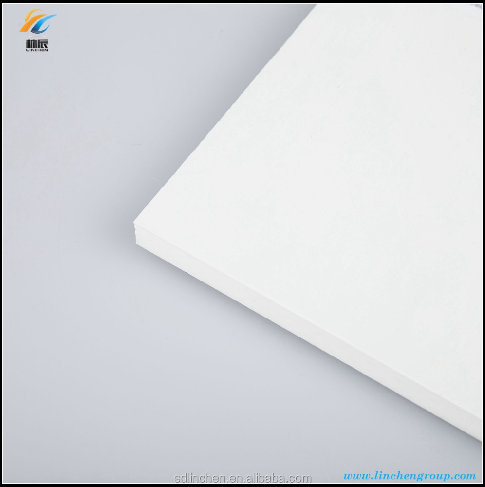 China Shandong 100% waterproof Eco friendly New materials 1220*2440mm <strong>PVC</strong> foam board for interior decoration