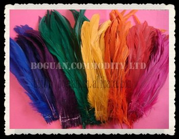 natural rooster feathers for hair extensions cheap wholesale
