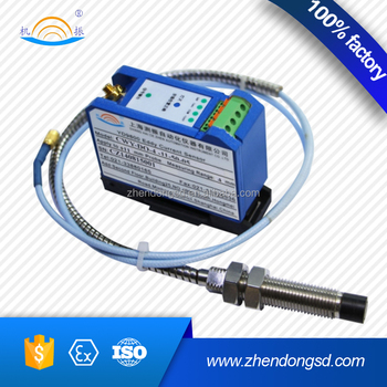 YD9800 Eddy Current Shaft Displacement Sensor/Proximity Transducer System