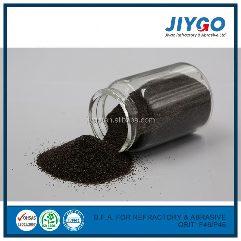 Sand Blasting Aluminium Oxide Price from Abrasives Supplier (Brown Fused Alumina)
