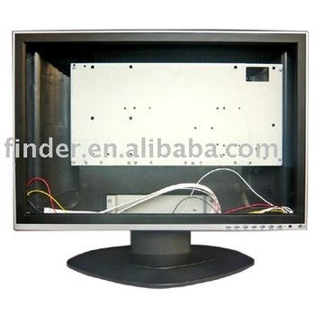 LCD TV SKD with all the accessories, only without LCD Panel