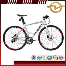 Hot products new design bicycle frame aluminum road bike racing high quality in China