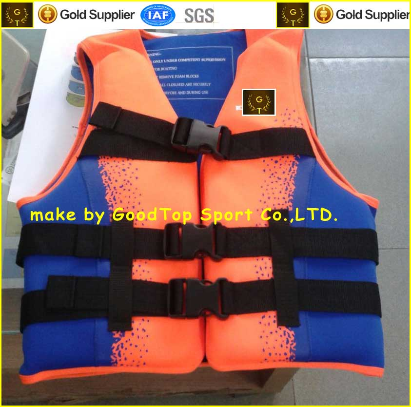 marine life jacket for adult in stock good price