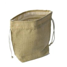 Hot Sale Customized Burlap Jute Bags for Coffee Beans Potatos Rices