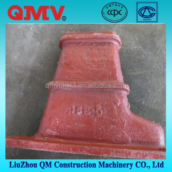 "0.6""prestressing flat anchor plate"