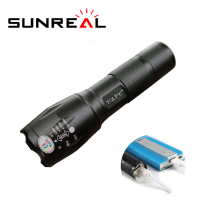 Best sale CE Rohs High Quality led flashlight multifunctional torch light heavy duty