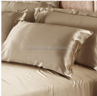 100% Natural 25 Momme Charmeuse Silk Pillow case