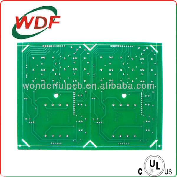 TNKJ-PCB-006 2-layer board rigid board for automotive project