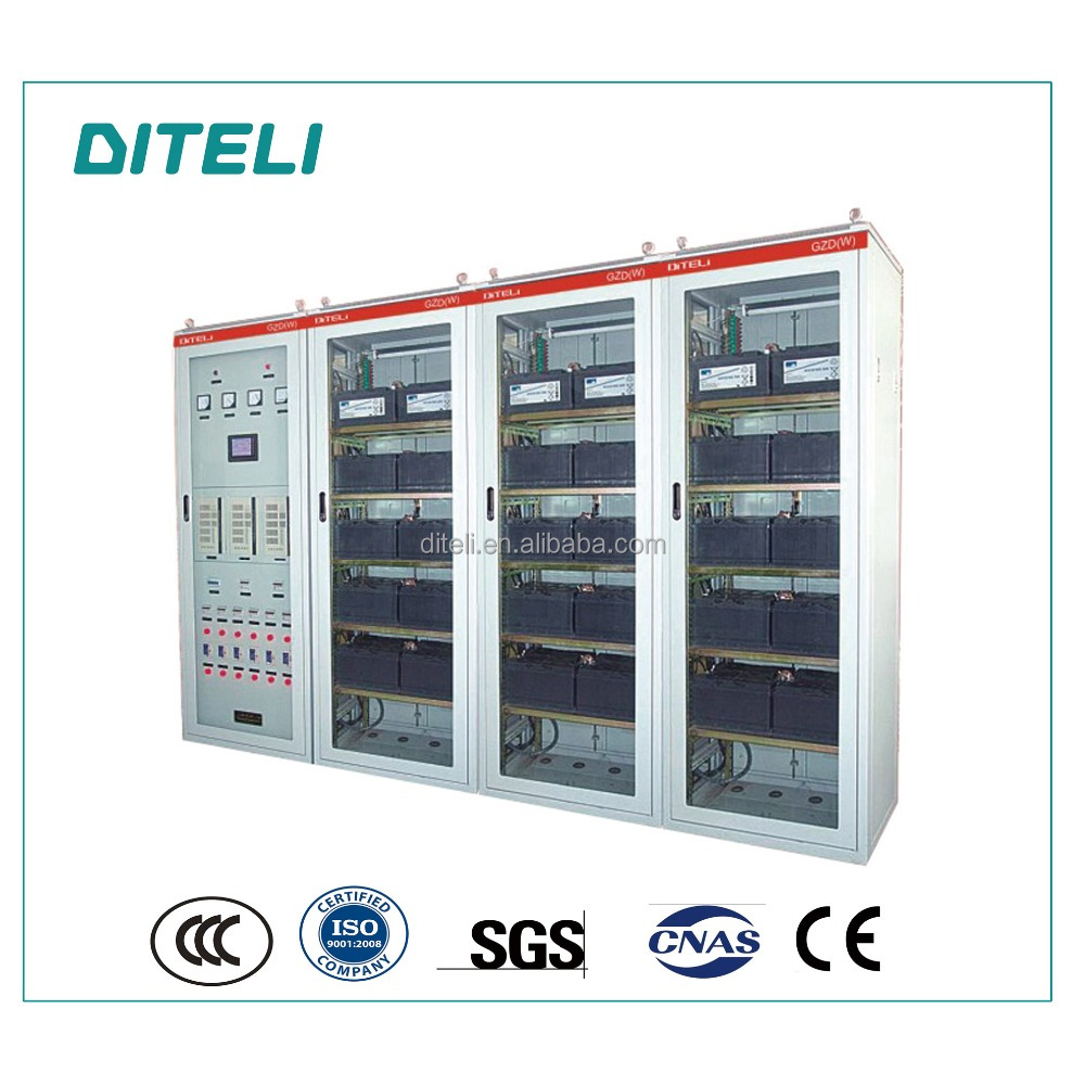 GZD micro-computer controlled DC power supply cabinet