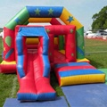 Hola mini inflatable bouncy castle/inflatable bouncer castle