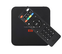 The latest MX Pro Amlogic S905 Quad core Android 5.1 Smart TV BOX MXPRO Android TV BOX