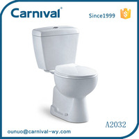 Sanitary ware western toilet A2032
