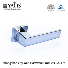 european style standard mortise entry door to door handle lever lock